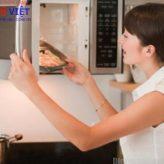 Các bà mẹ cẩn thận khi sử dụng lò viba